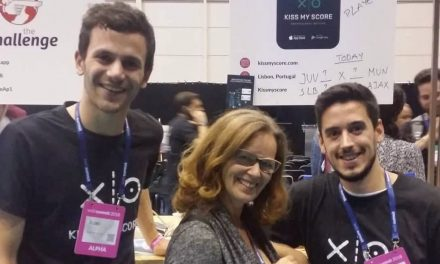 Startups portuguesas no WebSummit