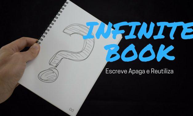 Escrever, apagar e voltar a escrever no #InfiniteBook