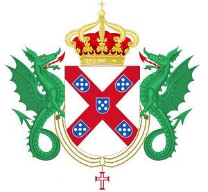Brasão da Casa de Bragança