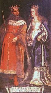 D. Isabel e D. Dinis