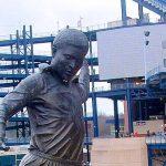 E agora havia uma 2ª estátua do Eusébio nos EUA…