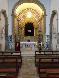 Capela do Espírito Santo, em Alenquer, uma das muitas do Concelho